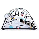Tiny Love Black & White Gymini Deluxe Infant Activity Play Mat, Magical Tales