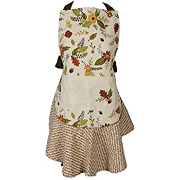 DII 5937 Kitchen Apron, One Size, Fall In Love