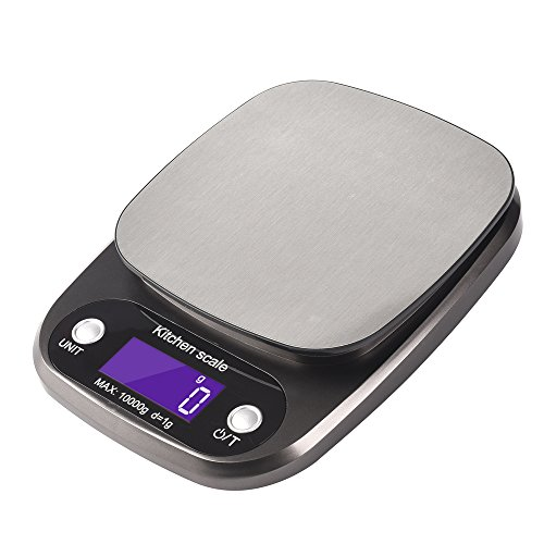 10Kg X 1g Digital Electronic Food Weight Scale Balance() - 7