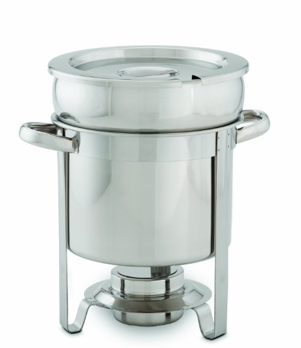 Alegacy AL426A Stainless Steel Top-Shelf Soup Station, 13 by 11-Inch
