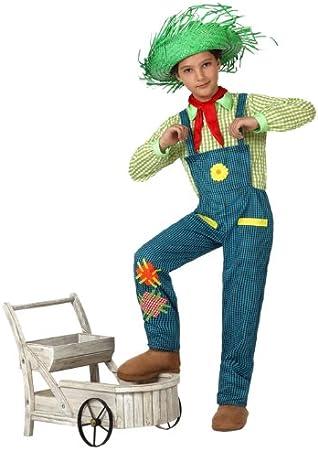 Atosa - Disfraz de granjero para niño, talla 3-4 años (8422259160168)