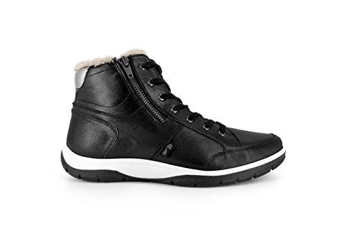 Donna Strive Black Footwear Stivali Strive Footwear dTawqI8T