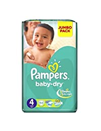 Pampers Baby Dry Diapers, Size 4, 28 count BOBEBE Online Baby Store From New York to Miami and Los Angeles
