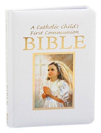 (Catholic Child's First Communion Gift Bible)