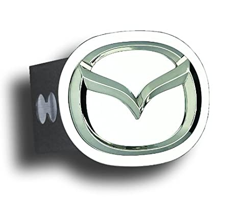 """Cadillac New Black Class II Trailer 1.25/"""" Trailer Tow Hitch Plug Cover Receiver"""