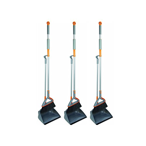 Casabella Quick 'N Easy Upright Sweep Set (3 Pack) by Casabella