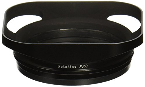 Fotodiox Pro Designer Dedicated Metal Bayonet Lens Hood f/Sony Sonnar TE 24mm F1.8 ZA, TFE 35mm f2.8 ZA, TFE 55mm f1.8 ZA