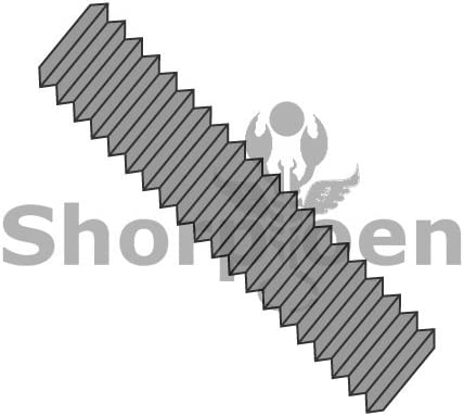 7//8-9X5 ASTM A193 ASME B16.5 B-7 B7 Stud Continuous Thread Plain Box Quantity 50 by Korpek.com BC-8780B7
