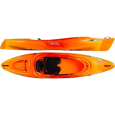 01.6400.1010-Parent Old Town Canoes & Kayaks Vapor 10 Recreational Kayak