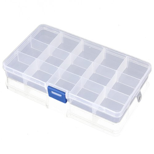 15-clear-adjustable-jewelry-bead-organizer-box-storage-container-case-15-grids