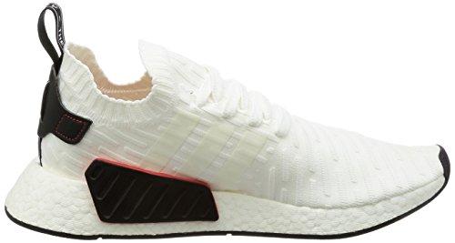 adidas PK Bianco NMD Sneaker Negbas Ftwbla r2 Ftwbla Uomo rTErqW6wZ