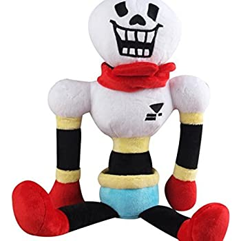 Undertale Cute PAPYRUS Plush Stuffed Doll Toy 14-inch