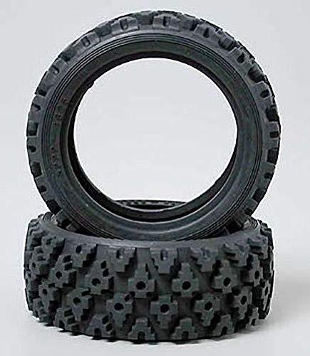 (Tamiya Rally Block Tire Set (pr))