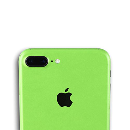 AppSkins Vorderseite iPhone 7 PLUS Color Edition green