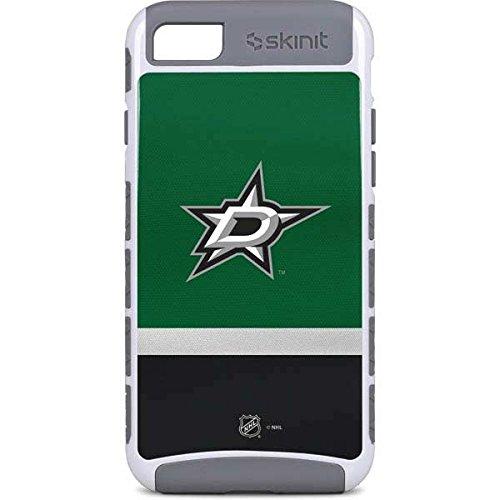 Skinit NHL Dallas Stars iPhone 7 Cargo Case - Dallas Stars Jersey Design - Durable Double Layer Phone Cover Dallas Stars Jersey Case