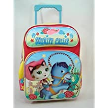 Large Rolling Backpack - Disney - Junior Sheriff Callie Wild West New 660437