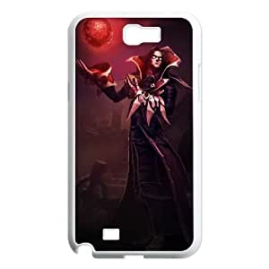 Samsung Galaxy N2 7100 Cell Phone Case White League of Legends Count Vladimir QH1837619