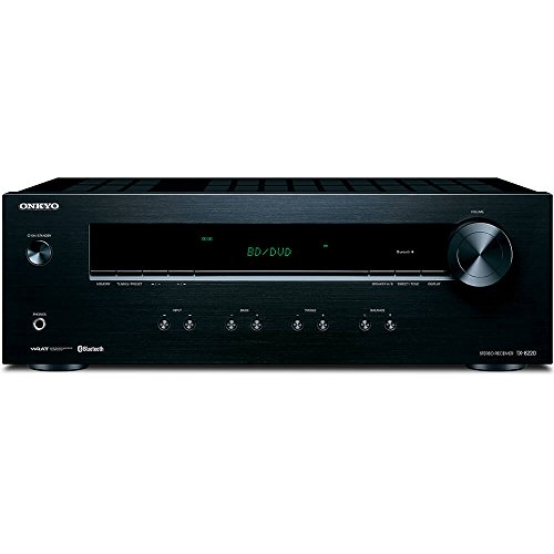 Onkyo TX-8220 2 Home Audio Channel Stereo Receiver with Bluetooth