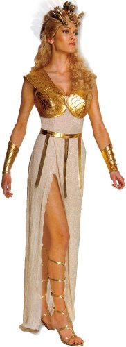 Clash of the Titans Sexy Athena Adult Costume X-Small]()