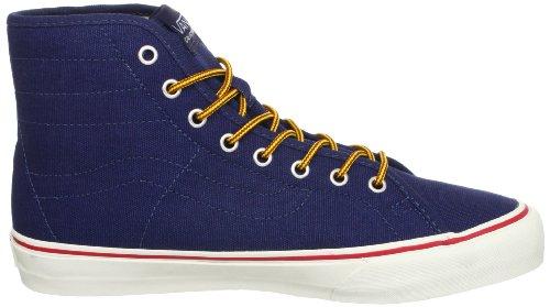 Dress Basket Canvas 10 Binding Hi Vans bleu Sk8 Ca Oz Blues nBHqIHR8c