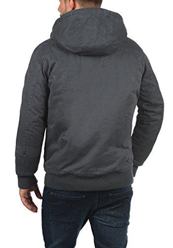 75111 Ken Uomo Grey Blend Ebony Giacca Da Invernale 8qnwx0F7