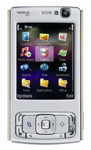 amazon com nokia n95 unlocked cell phone with 5 mp camera rh amazon com Nokia N9 Nokia N90