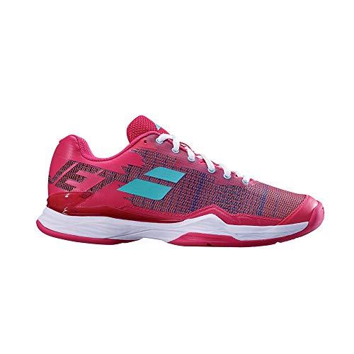 I Clay Babolat Pink Mach Purple Pile 5 da Jet Scarpe 36 argilla in tennis Womens qgtwzf