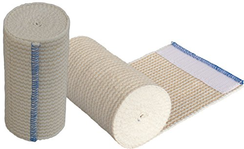 Cotton Elastic Bandage Closure stretched product image