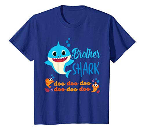 Kids Baby Shark T-shirt for Brother - Doo Doo Doo