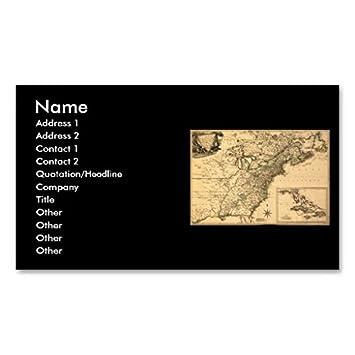 Carte Amricaine De Colonies Du Cru 1777 Par Visite Standard