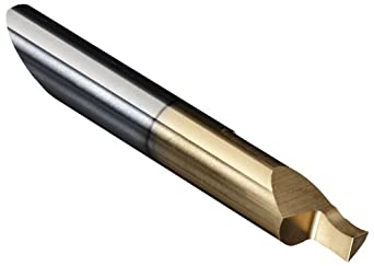 """Sandvik Coromant CXS-06F200-6215AR 1025 GC1025 Grade, PVD Coated, Cylindrical Bar Shape, 06 Insert Size, 0.236"""" Thickness Carbide Turning Insert"""