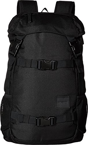 Nixon Unisex The Small Landlock SE Backpack All Black (Nixon Mesh Backpack)