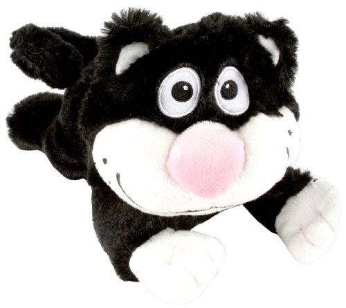 Chuckle Buddies Cat Electronic Plush