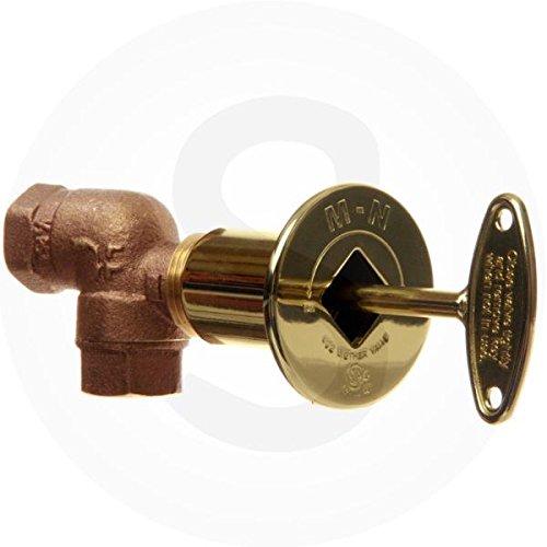 gas appliance shut off valve - 5