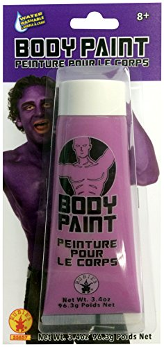 [Rubie's Costume Co Men's Body Paint, Purple, One Size] (Body Paint Costumes For Halloween)
