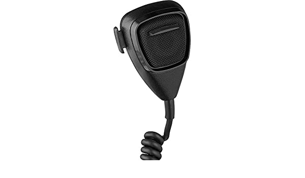 Electro-Voice NC450D Dynamic Paging Hand Microphone with Noise Cancellation