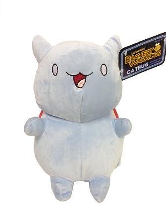 amazon co jp official bravest warriors catbug 10 plush toy