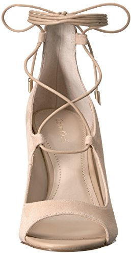 Dress Pump Calvin Salinas Women's Klein Sandstorm q1wtBfwS