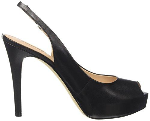 Nero Huele Black Black WoMen Platform Heels Black Guess YwX5Iqq