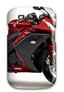 For Benailey Galaxy Protective Case, High Quality For Galaxy S3 Yamaha Motorcycle Skin Case Cover