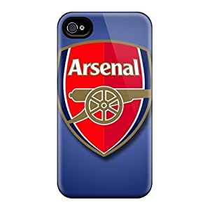 Case Cover Arsenal Fc/ Fashionable Case For Iphone 4/4s