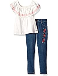 Girls' Fashion Top and Legging Set (More Styles Available)