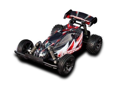 1/20 Radio Control Speed Bug Off Road Racing Buggy R/C Ready to Run (Black) ()