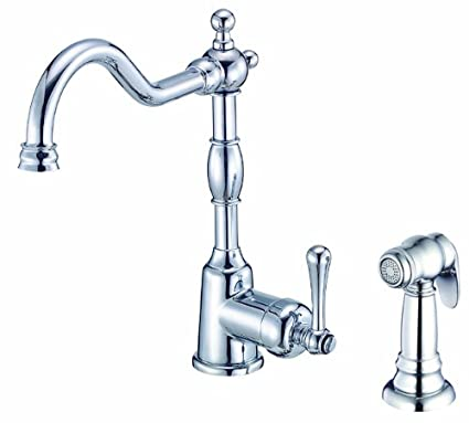 in to plumbing is decorative design down faucet collection known parma its press inc faucets the adds kitchen c expanding pull popular for innovation danze room