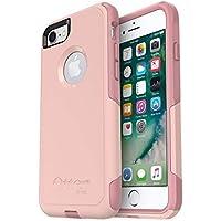 OtterBox 77-56652 COMMUTER SERIES - Funda para iPhone 8, iPhone 7 y iPhone SE (2ª generación) (No Plus), Color Rosa…