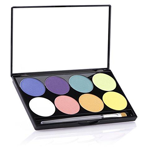 Mehron Makeup iNtense Pro Pressed Pigment Palette (Fire)]()
