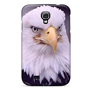 Johnmarkpl BOZvObZ9072gJCzS Case Cover Galaxy S4 Protective Case Eagle