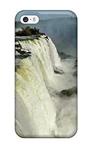 High-quality Durability Case For Iphone 5/5s(iguazu Waterfalls )