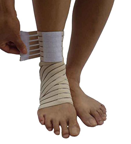 PU Health Unisex Elastic Adjustable Bandage Wrap Support