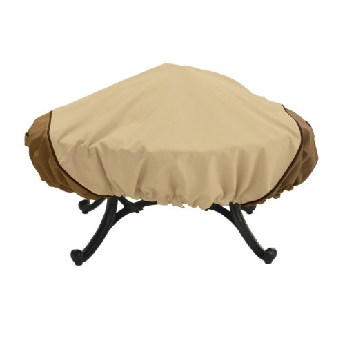 Classic Accessories Veranda Round Fire Pit Cover